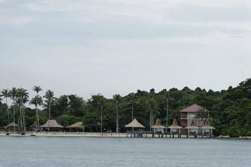 Xứ Riau được thiên nhiên ban tặng đảo Bintan với những bờ biển đẹp.