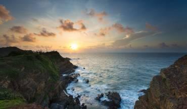 Đảo Cô Tô là điểm đến có sức hút khó cưỡng đối với du khách. Ảnh: nghiduongbien
