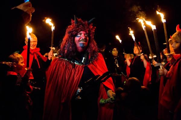 """Lễ hội """"Đêm phù thủy"""" được tổ chức trên toàn miền Trung và miền Bắc châu Âu – nhưng đặc biệt được yêu thích tại Đức. Ảnh: ibtimes.co.uk"""