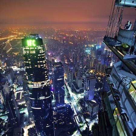 Trung tâm tài chính CTF - Quảng Châu, Trung Quốc