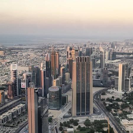 Burj Khalifa – Dubai, Các tiểu vương quốc Ả Rập thống nhất