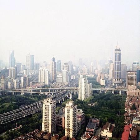 Tháp Jin Mao - Thượng Hải, Trung Quốc