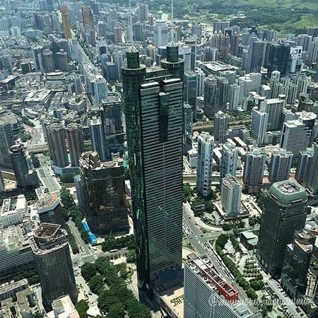 KK100 – Thâm Quyến, Trung Quốc