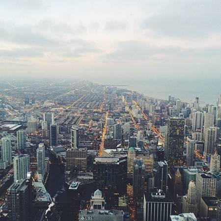 Tháp Willis (trước đây là Tháp Sears) - Chicago, Mỹ
