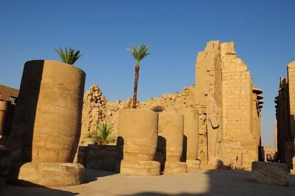 Đền Karnak luôn là nơi thờ cúng chính các vua Pharaoh trong vòng gần 2.000 năm và cũng là nơi linh thiêng nhất của người Ai Cập.