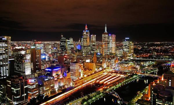 Melbourne, Úc lúc 02:00 AM. Chụp bởi nhiếp ảnh gia Miguel De Freitas.