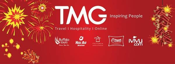 """CEO Trần Trọng Kiên chia sẻ rằng """"Tại TMG, chúng ta xây dựng một văn hóa mà sự hài lòng của khách hàng là mục tiêu hướng tới"""". Ảnh: TMG"""