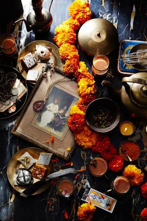 Nhắc đến trà Ấn Độ, người ta nghĩ ngay đến Assam (vốn là biểu tượng của Ấn Độ).