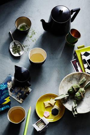 Thói quen thưởng trà vốn được xem là nét đẹp điển hình trong văn hóa ẩm thực Nhật xưa và nay.