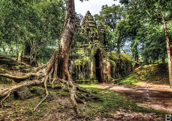 Barnaby Jaco Skinner - một nhiếp ảnh gia người Trung Quốc đã dành một tháng để đi du lịch và ghi lại những khoảnh khắc tuyệt đẹp về con người và đất nước Campuchia trong điều kiện khí hậu ẩm ướt.