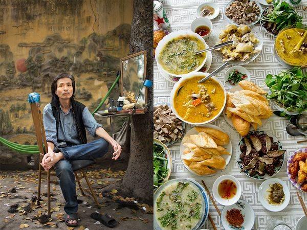 Mặc dù hiện nay, Việt Nam là một nước đang phát triển rất nhanh nhưng nhiều hình ảnh xưa cũ vẫn còn tồn tại ở các thành phố lớn.