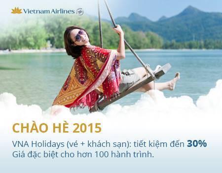 Mức giá vé máy bay đặc biệt ưu đãi cho hơn 100 hành trình
