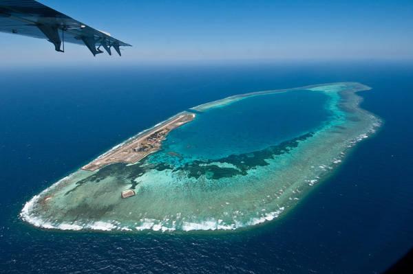 Layang – Layang từng được xếp hạng là một trong 10 điểm lặn hàng đầu thế giới. Ảnh: Lipstiq.com