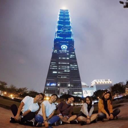 3. Tòa nhà Taipei 101: Tòa nhà Taipei 101 cao khoảng 509 m và có tổng cộng 101 tầng là biểu tượng và niềm tự hào của người dân Đài Loan. Ở thời điểm năm 2004, nó được được mệnh danh là tòa nhà cao nhất thế giới và danh hiệu đó được giữ vững cho đến tận năm 2010 khi toà tháp Buri Khalifa xuất hiện. Ảnh: Minh Trí
