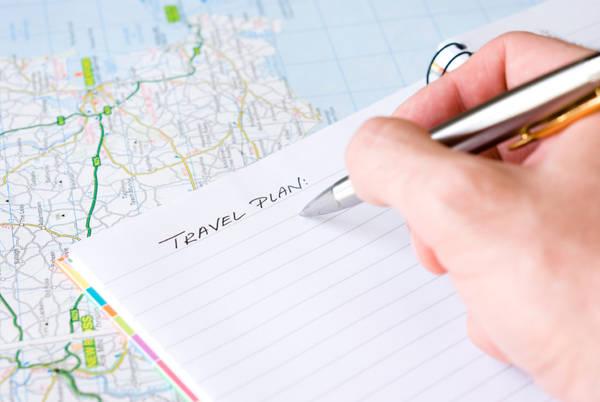 Ngay từ bây giờ hãy lập ngay cho mình một kế hoạch du lịch chi tiết. Ảnh: accu-chekdiabeteslink.com