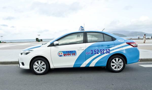 Taxi Quốc tế tại Nha Trang