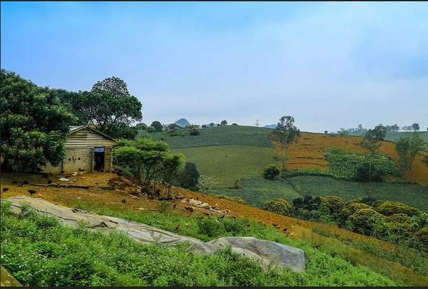 Phong cảnh xinh đẹp nhìn từ đèo Tam Điệp. Ảnh: Phạm Ngọc Duy/flickr.com