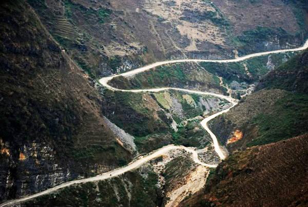 Đèo Ngoạn Mục – Ninh Thuận. Ảnh: Saigoneer
