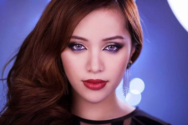 Michelle Phan có mặt tại Forbes under 30 submit sáng nay.