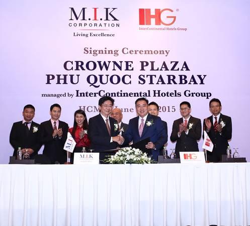 Crowne Plaza Phú Quốc Starbay chắc chắn là điểm hẹn của doanh nhân và sự kiện khi đưa vào hoạt động năm 2017.