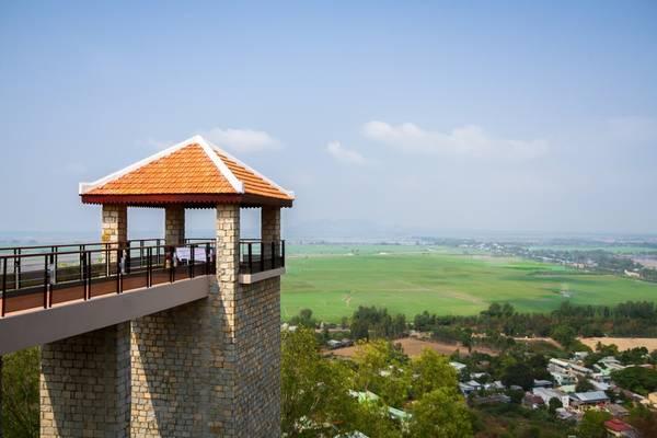 Không gian lãng mạn ở Victoria Núi Sam Lodge. Ảnh: victoriahotels.asia