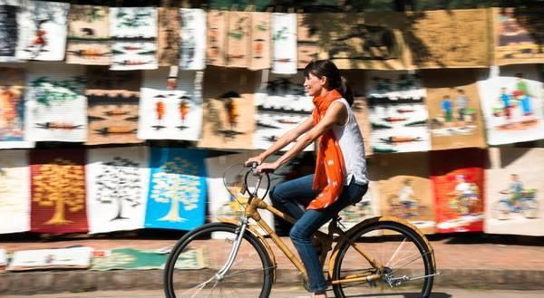 Đối với du khách ưa thích mạo hiểm vậy thì các chuyến đi vượt rừng bằng xe đạp sẽ là sự lựa chọn hoàn hảo.