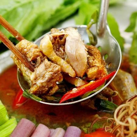 Vịt nấu chao là một trong những đặc sản của Cần Thơ. Ảnh: muachung.vn