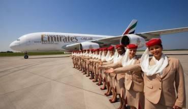 Emirates được bình chọn là hãng hàng không tốt nhất thế giới năm 2013
