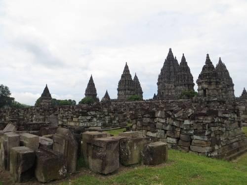 Prambanan được UNESCO công nhận là Di sản văn hóa thế giới năm 1991.