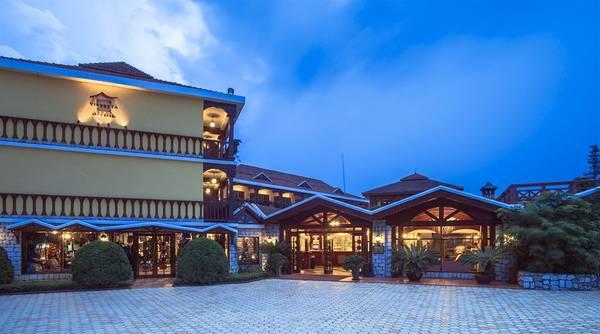 Khu nghỉ dưỡng sang trọng 4 sao, đầu tiên và duy nhất ở vùng núi Tây Bắc.
