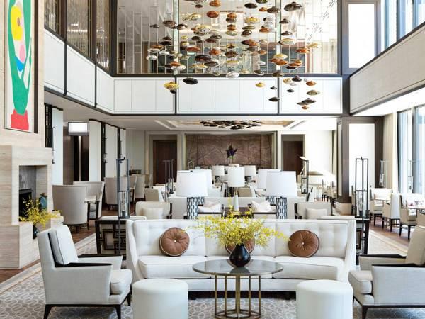 <strong>Khách sạn lý tưởng nhất để bàn chuyện kinh doanh: </strong>The Langham, Chicago, Chicago, Illinois, Mỹ. Giá phòng từ 315 USD/mỗi đêm. Ảnh: Jetsetter