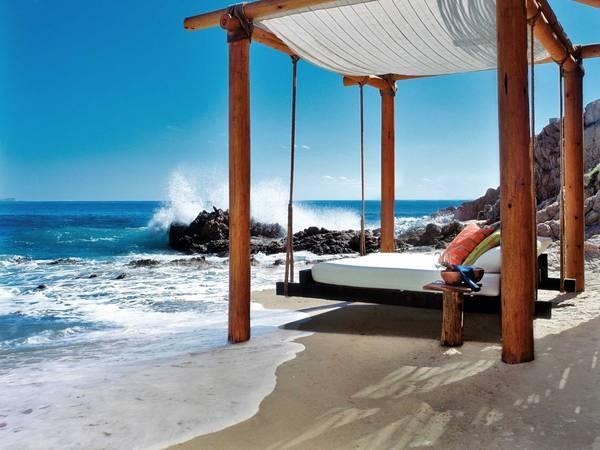 <strong>Khách sạn lãng mạn nhất: </strong>One &amp; Only Palmilla, Cabo San Lucas, Mexico. Giá phòng từ 495 USD/mỗi đêm. Ảnh: Jetsetter