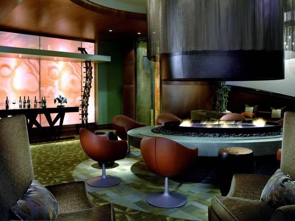 <strong>Khách sạn có thiết bị công nghệ tốt nhất: </strong>Hotel 1000, Seattle, Washington, Mỹ. Giá phòng từ 270 USD/mỗi đêm. Ảnh: Jetsetter