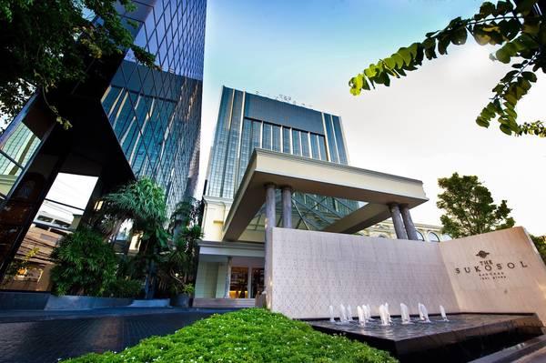 Vị trí của khách sạn The Sukosol rất thuận tiện cho việc tham quan các địa điểm nổi tiếng của Bangkok. Ảnh: thaitraveltales.blogspot.com