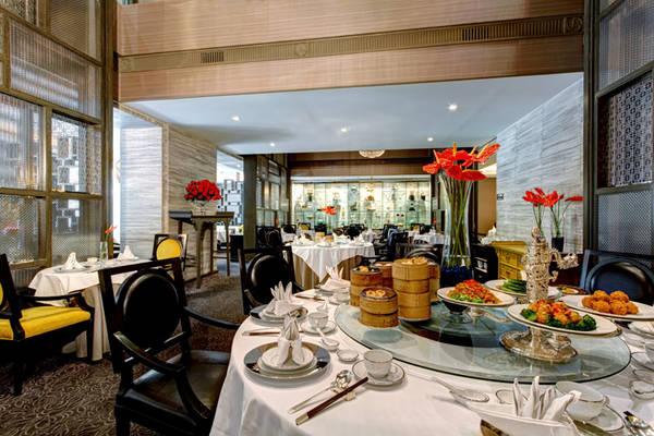 Nhà hàng Lin-Fa. Ảnh: sukosolhotels.com