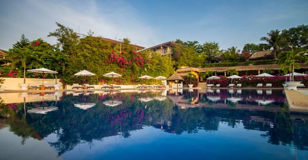 """Victoria Phan Thiết Beach Resort & Spa từng được bầu chọn là một trong những """"Resort đẹp nhất"""" ở Mũi Né – Phan Thiết. Ảnh: victoriahotels"""