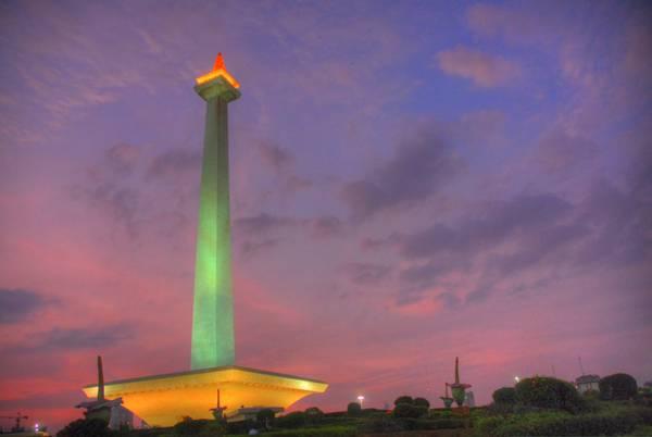 Monas là một biểu tượng nổi tiếng của đất nước Indonesia. Ảnh:.indonesia.travel