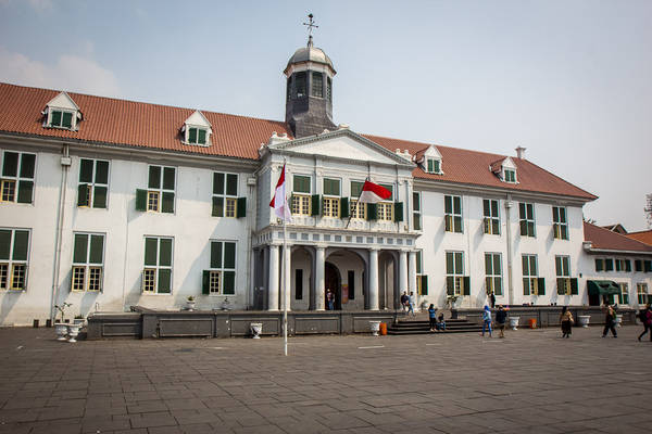 Trong khu phố cổ Old Town có rất nhiều bảo tàng ấn tượng. Ảnh: Michael Turtle