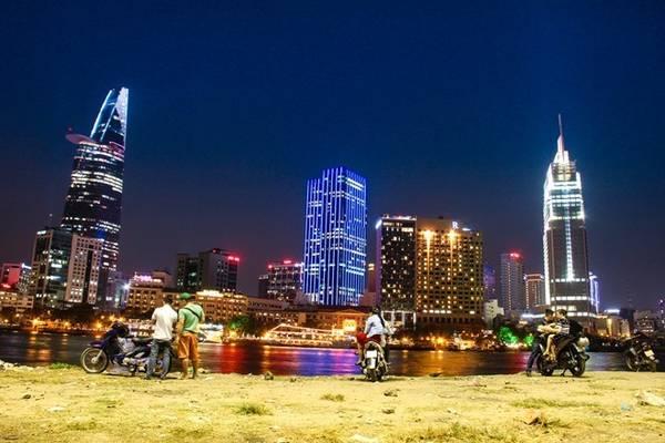 Là thành phố đông đúc và nhộn nhịp, phát triển bậc nhất Việt Nam, nơi đây vẫn còn rất nhiều điểm nhấn, những nét riêng để du khách tham quan, tìm hiểu. Ảnh: Hải An.