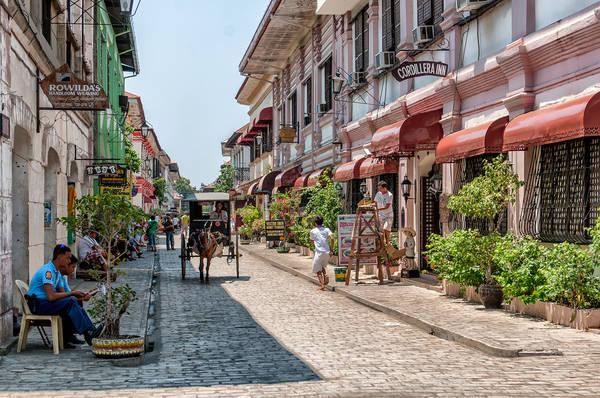Vigan là một thị trấn thuộc tỉnh Ilocos Sur của Phillipines. Ảnh: skyscrapercity.com