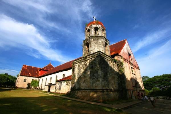 Một công trình kiến trúc ấn tượng trên đảoSiquijor. Ảnh: kraig03.wordpress.com