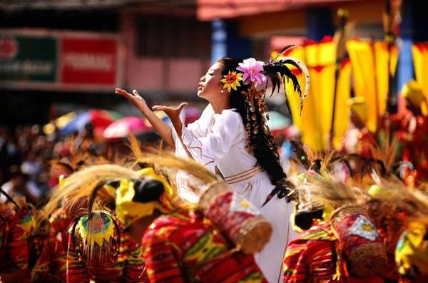 Lễ hội Kadayawan ởDavao.Ảnh: mytravelanywhere.blogspot.com