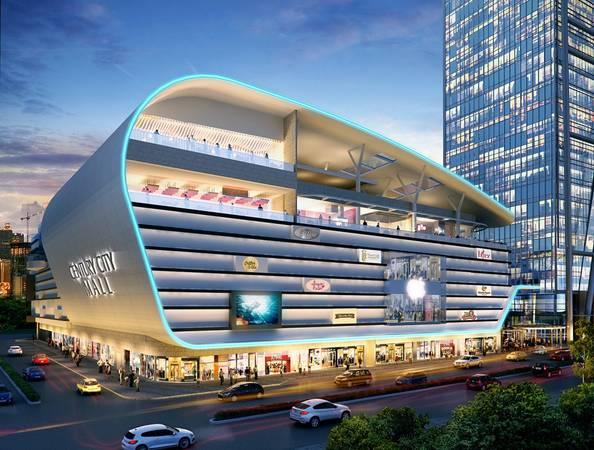 Makati Citylànơi tập trung đông nhất số lượng hàng hóa phục vụ cho việc mua sắm của khách du lịch ở Manila. Ảnh: asiagreenbuildings.com