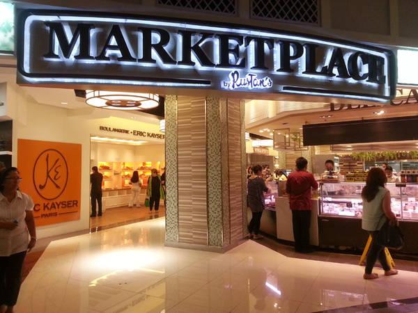 Rustan's là một trong những nơi mua sắm mà giới thượng lưu Philippines hay ghé thăm. Ảnh: eatsnowornever.com