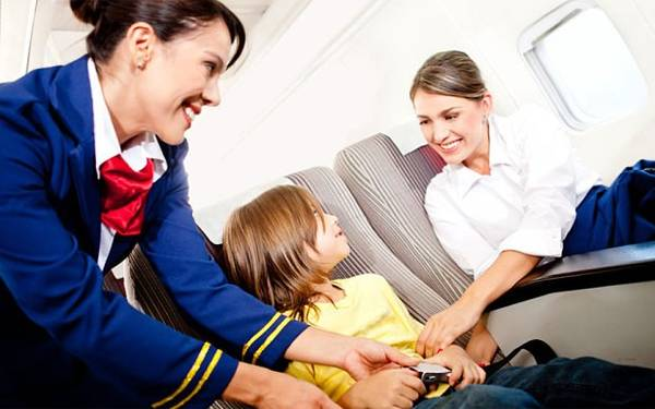 Seat belts on airplanes you save lives?