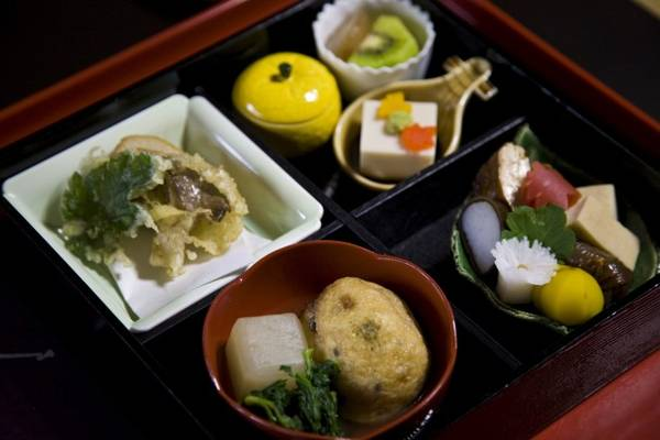 Japanese cuisine is not only sushi