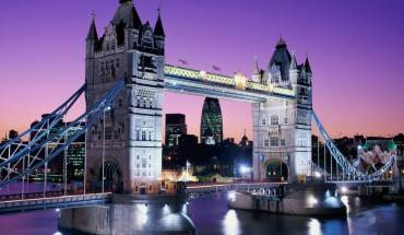 Cầu Tháp bắc ngang qua sông Thames tại London. Ảnh: parkgrandlondon.co.uk