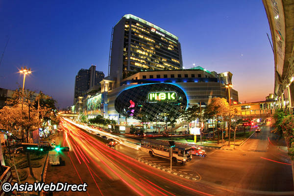 Trung tâm mua sắm MBK được coi như là trung tâm mua sắm huyền thoại của Bangkok. Ảnh: Bangkok.com