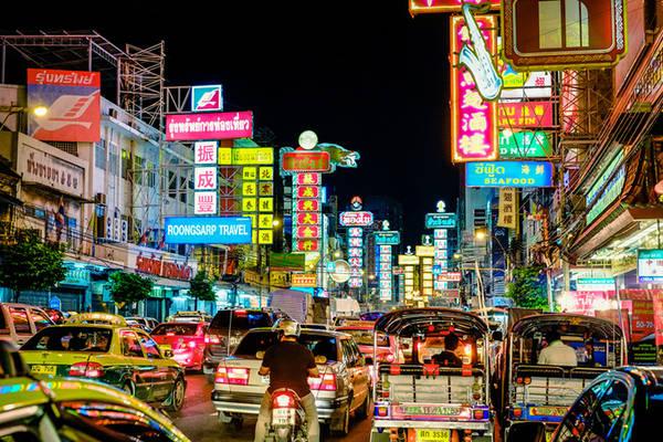 Khu vực Chinatown. Ảnh: oaspa-asia-conference.com