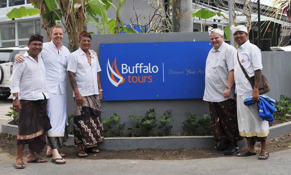 Việc khai trương văn phòng Buffalo Tours tại Bali sẽ là một trong những bước phát triển quan trọng, đánh dấu cho kế hoạch mở rộng hoạt động của TMG tại khu vực châu Á Thái Bình Dương. Ảnh: TMG